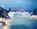 Ocean 24 x 48 Acrylic
