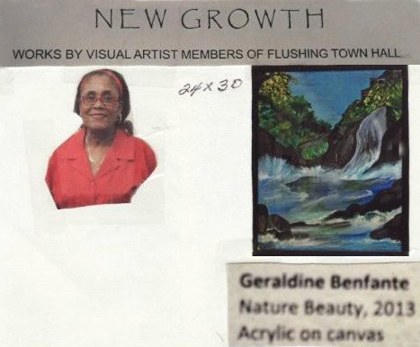 Geraldine New Growth Flushing copy